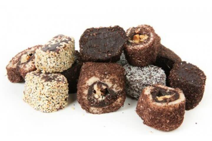 Лукум шоколадница микс (ассорти) (1,7кг) 3397 (С Ф)