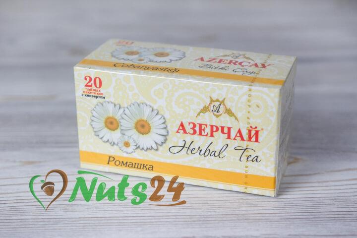 Чай Азерчай травяной ромашка 20 пак.