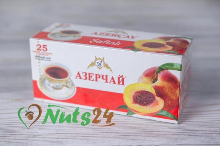 Чай Азерчай травяной с абрикосом 20 пак.