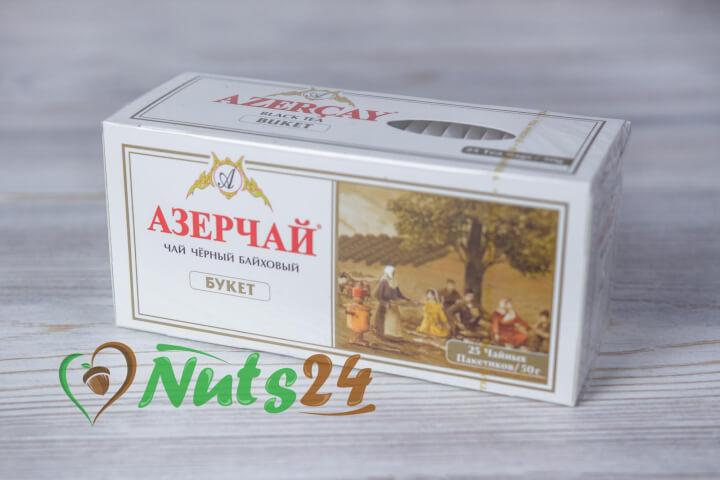 Чай Азерчай Букет 25 пак.(с конвертом)