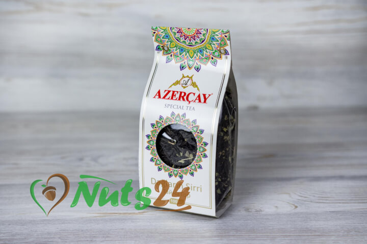 Чай Азерчай Тайна гор 100 гр.(картон)
