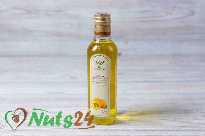 Масло абрикосовое 0,25 л