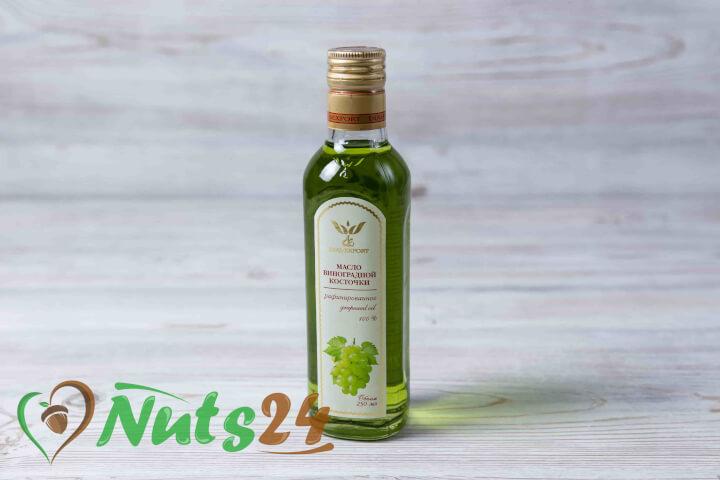 Масло виноградной косточки 0,25 л