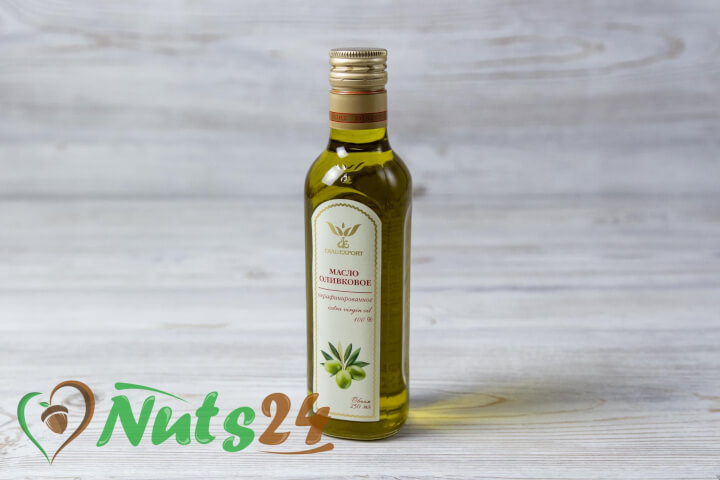 Масло оливковое Extra virgin 0,25 л