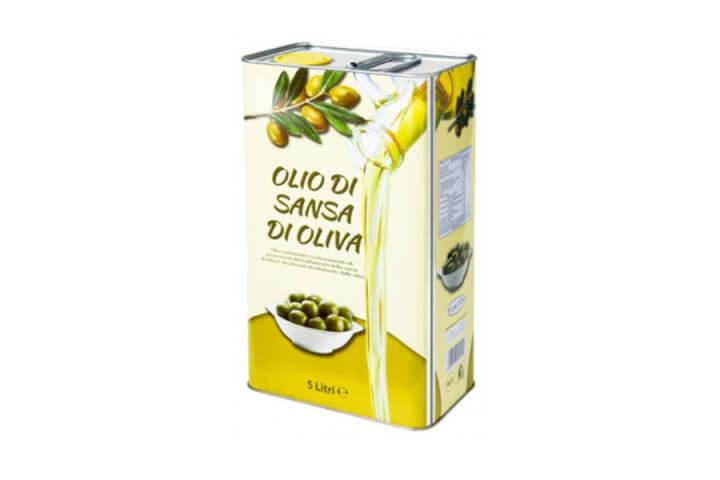 Масло оливковое Экстра 5 литр