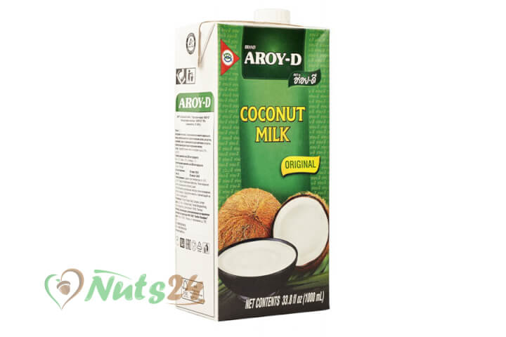 Молоко кокосовое 1 л