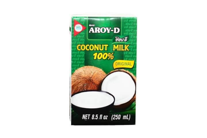 Молоко кокосовое 250 мл