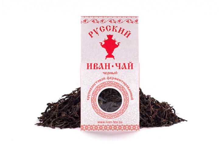 Чай Иван-чай чёрный 50 гр.