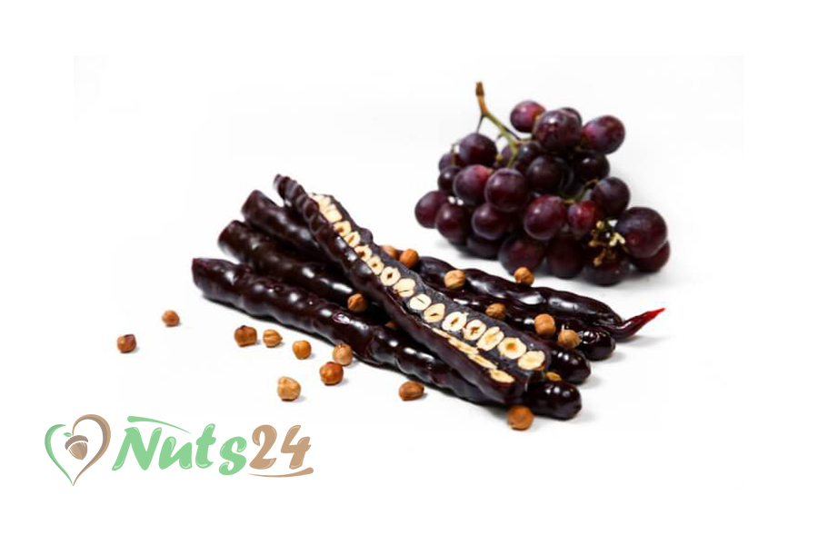 Чурчхела с фундуком  в виногр. соке 5 шт.(Армения)