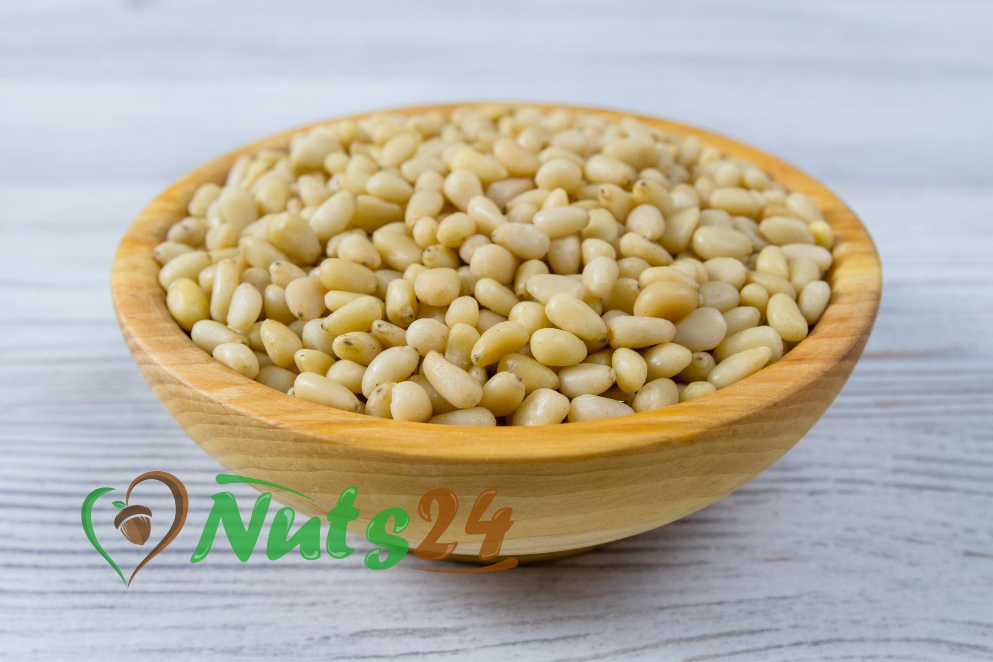 Кедровый орех очищ. в/с 0,2 кг