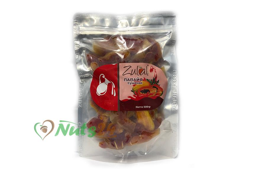 Папайя натуральная ( Зулал ) 0.5 кг