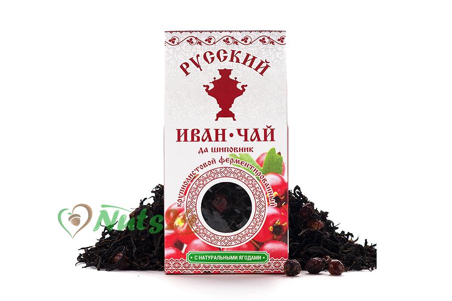 Чай Иван-чай шиповник 50 гр.