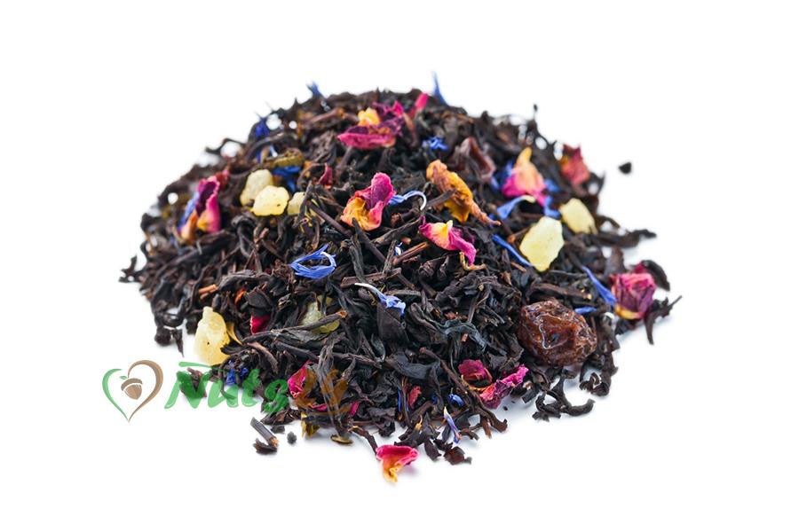Чай чёрно-зелёный 1001 ночь 200 гр