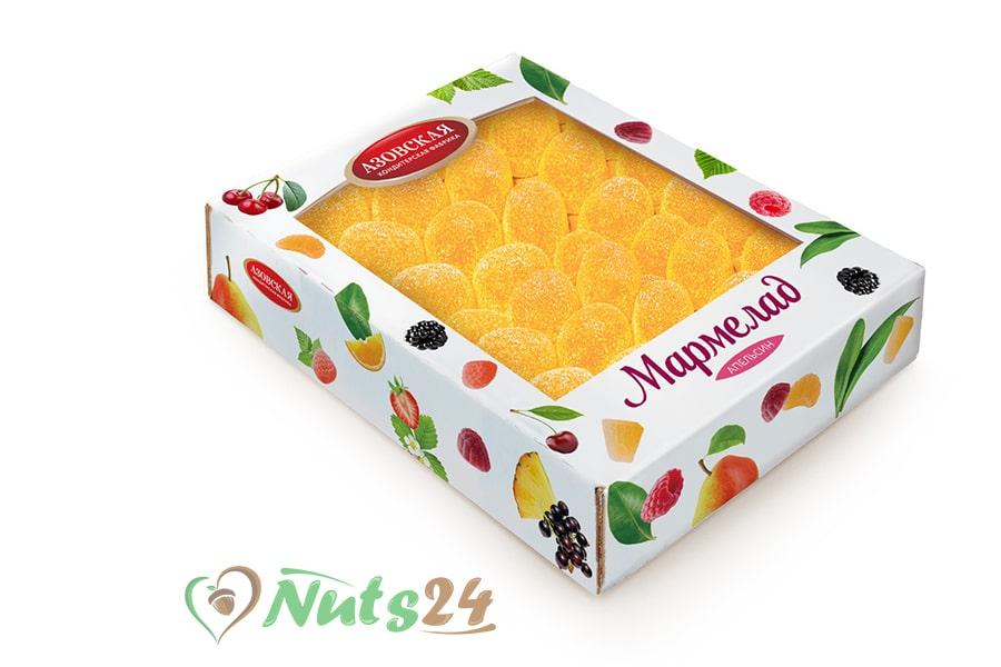 "Мармелад желейный со вкусом ""Апельсина"" 2 кг."