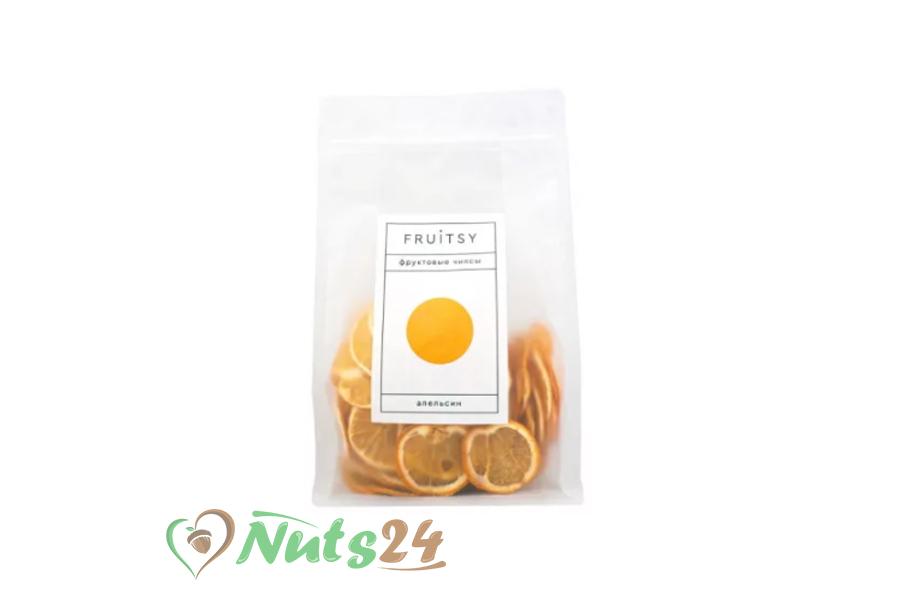 Чипсы фруктовые Апельсин 90 гр.