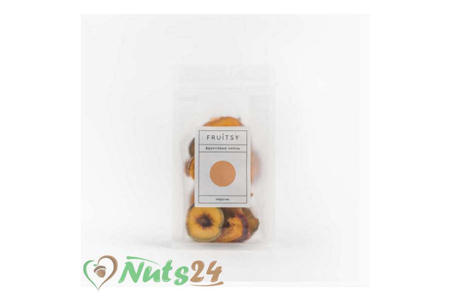 Чипсы фруктовые Персик 90 гр
