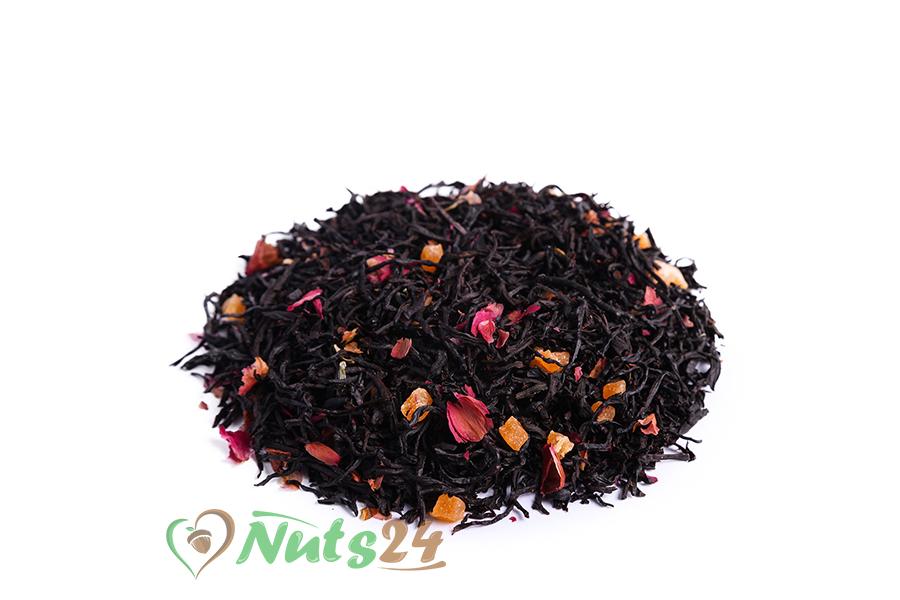 Чай чёрный Манго-маракуйя 250 гр.