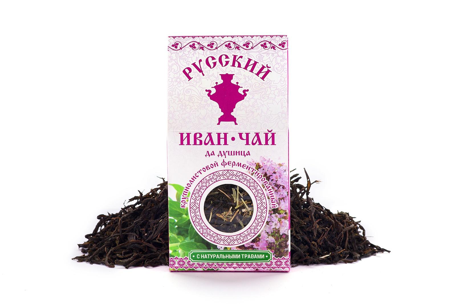 Чай Иван-чай душица 50 гр.