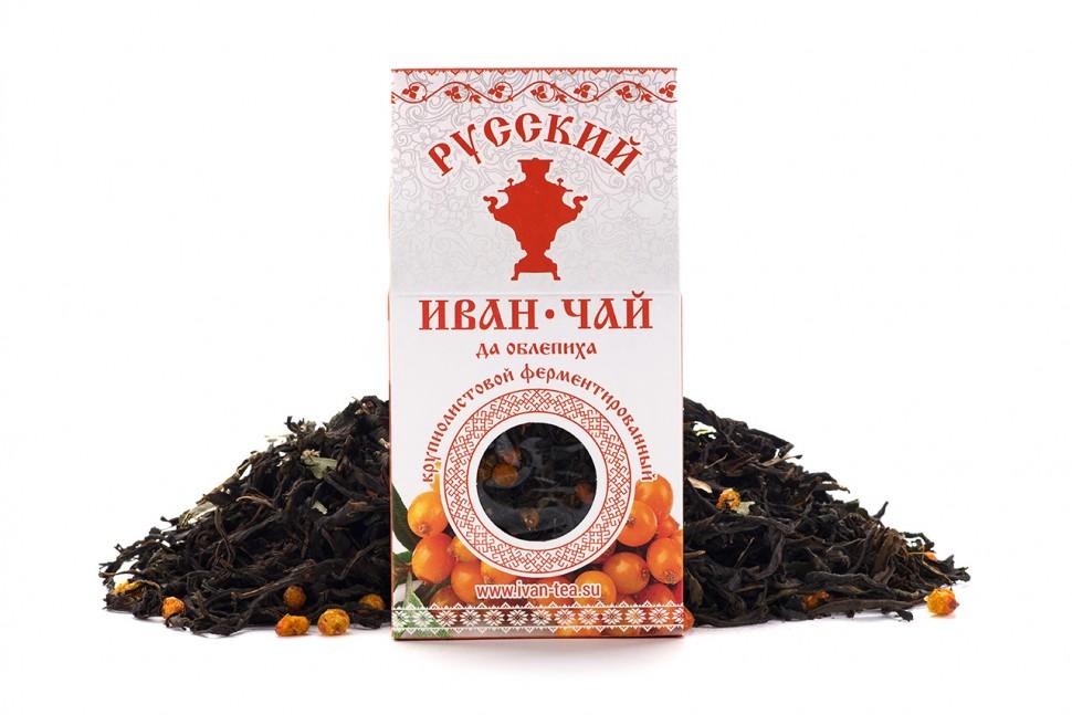 Чай Иван-чай облепиха 50 гр.