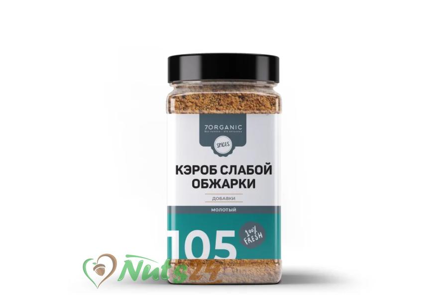 Кэроб слабой обжарки №105, 300 г