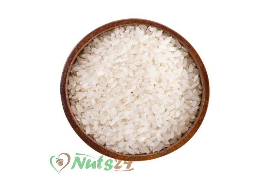 Рис столовый шлифованный